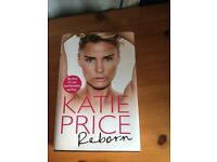 Katie Price Reborn book for sale!