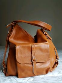 3a764b27ee4 Genuine Italian leather handbag