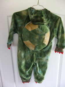 Turtle Halloween Costume (fits size 5-7 year old)