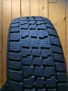 Avalanche Xtreme winter tires 205/55R16