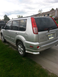 2006 Nissan X-Trail Extreme