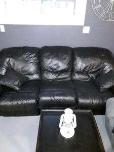 Bkack couch for sale