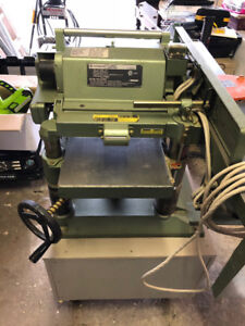 Planer/Jointer for SERIOUS WOODWORKERS ONLY!