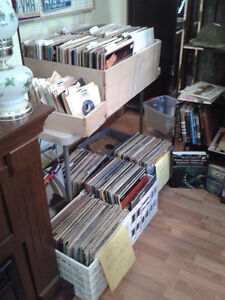 LP's for sale including Beatles