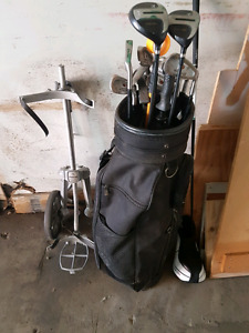 Set de golf droitier