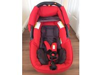 Lie-flat car seat Jane Matrix Cup
