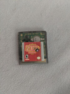 Near mint Oracle of seasons for gba