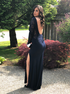 Beautiful and simple Prom dress