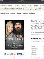 Wanted- The good the bad and the grace of god  By J&J Robinson