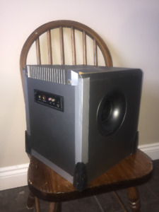 Acoustic authority subwoofer (AS IS)