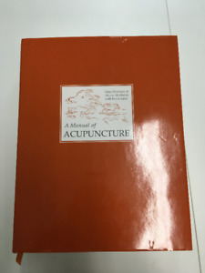 A manual of acupuncture (Deadman)