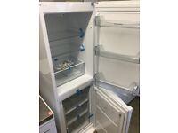 Bright white New Fridge Freezer