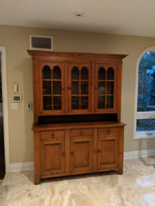 Outstanding Country Hutch Buy Or Sell Hutches Display Cabinets In Interior Design Ideas Clesiryabchikinfo