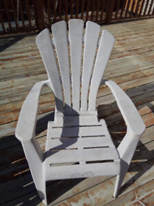 Free Outdoor Chair