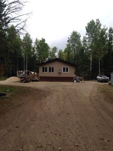 Lac des Mille Lac Area house/ camp for sale