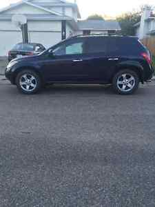 2005 Nissan Murano SL Loaded with Command Start & Winter Tires