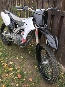 ****TRADE MY 450 FOR 250 2 STROKE*****