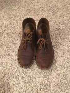 Clark's Original Desert Boots size 8- GREAT CONDITION