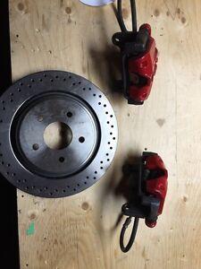 Corvette C5 z51 rear brakes