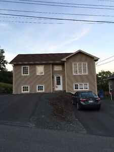 FOR RENT 2 Bedroom Ground Level Apartment IN CLARENVILLE: AVAILA