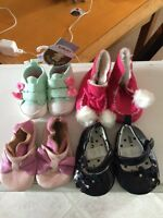 Infant girls shoes- size 1