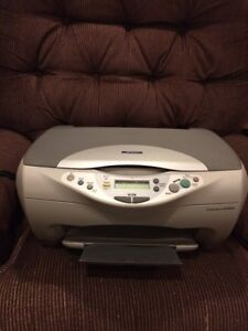 Printer/scanner Epson Stylus CX3200 used $20