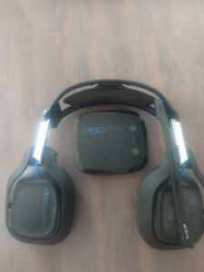 Pc Headset Astro gaming A50 + Mixamp