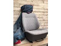 Volkswagen Transporter T4 Single Passenger Seat