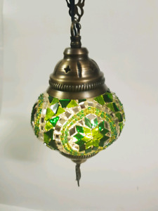 Handmade Turkish Traditional Ceiling light