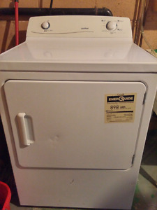 Maytag washer and Moffat dryer for sale