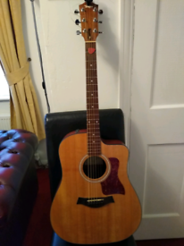 Taylor 110CE electro acoustic