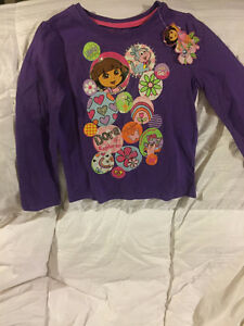 Dora the Explorer Girls / Baby shirt