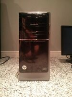 HP Pavilion desktop Model P7-1443 Core i5 for gaming