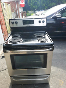 Stainless Steel Stove (can deliver)