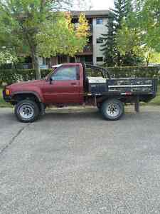 Price Reduced: 1987 Toyota Other Pickups Pickup Truck