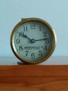 Furnace Clock