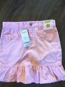 New Gymboree girls 6-7 pink skirt London Ontario image 1