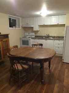 2 Bedroom Basement Apartment in Waterdown