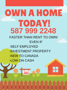 NO DOWN PAYMENT NO PROBLEM; OWN TODAY