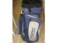 Golf Bag with Carry Strap
