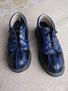 John Fluevog Supervog Super Swirl Shoes – size 10
