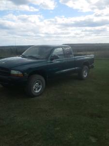 1997 Dakota 4x4