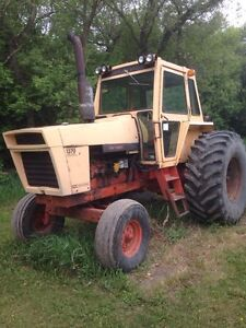 1370 case Tractor