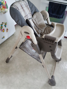 Chaise Haute - Graco