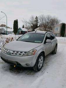 Nissan murano awd 2003
