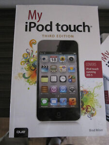 Book - My iPod Touch - NEW, Paperback Edition Kitchener / Waterloo Kitchener Area image 3
