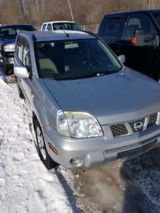 2006 Nissan X-trail 4X4 SUV With NAVI Winter Tires Aswell