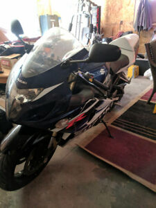 Great Condition GSXR600 Need to Sell FAST!