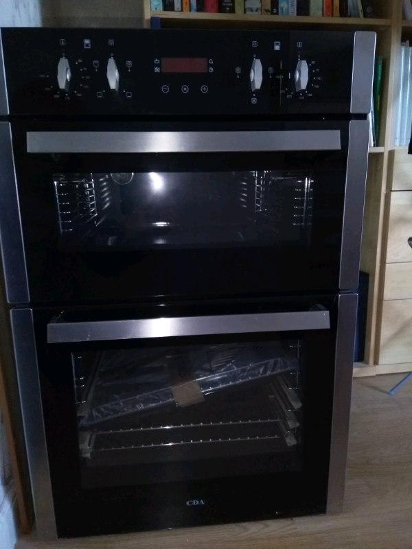 Integrated Double Oven Cda In Gateshead Tyne And Wear
