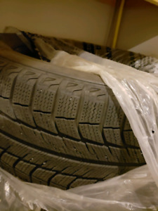 Set of 4 Winter Tires 275/55R20 - Michelin X-Ice